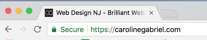 Favicon Example